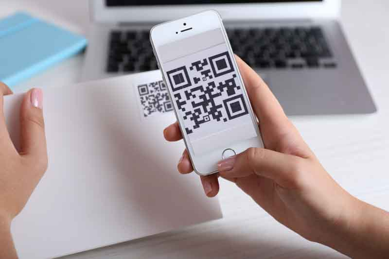 qr codes direct mail marketing